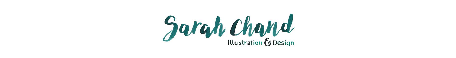 Sarah Chand Logo